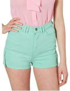 AA Shorts with Side Zipper