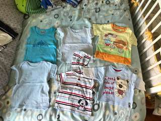 Bundle of baby clothes (0-6mths)