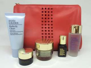Estee Lauder Travel Size with Pouch