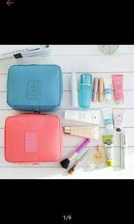 Multi Portable Waterproof Travel Organizer Makeup Pouch