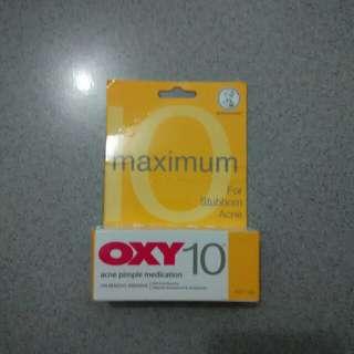 OXY10 Acne