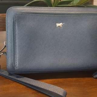 Braun Buffel Clutch Bag