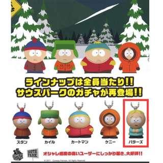 日版全新 South Park 衰仔樂園扭蛋