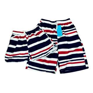 Fashion Casual Beach wear Couple shorts (1pair) KB-38