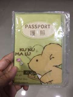 Kukumalu passport cover