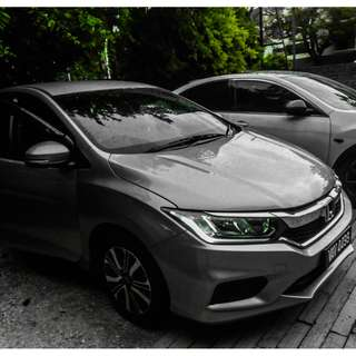 Honda City 2017 FOR RENT