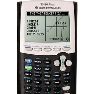 TI-84 PLUS for sale!!