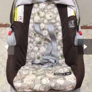 Graco baby carseat