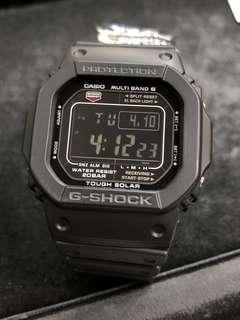 Casio G-Shock GW-M5610-1B gw-m5610-1b GW-M5610