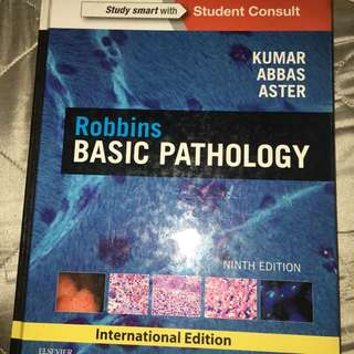 Robbin's Basic Pathology