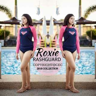 Roxie rushguard