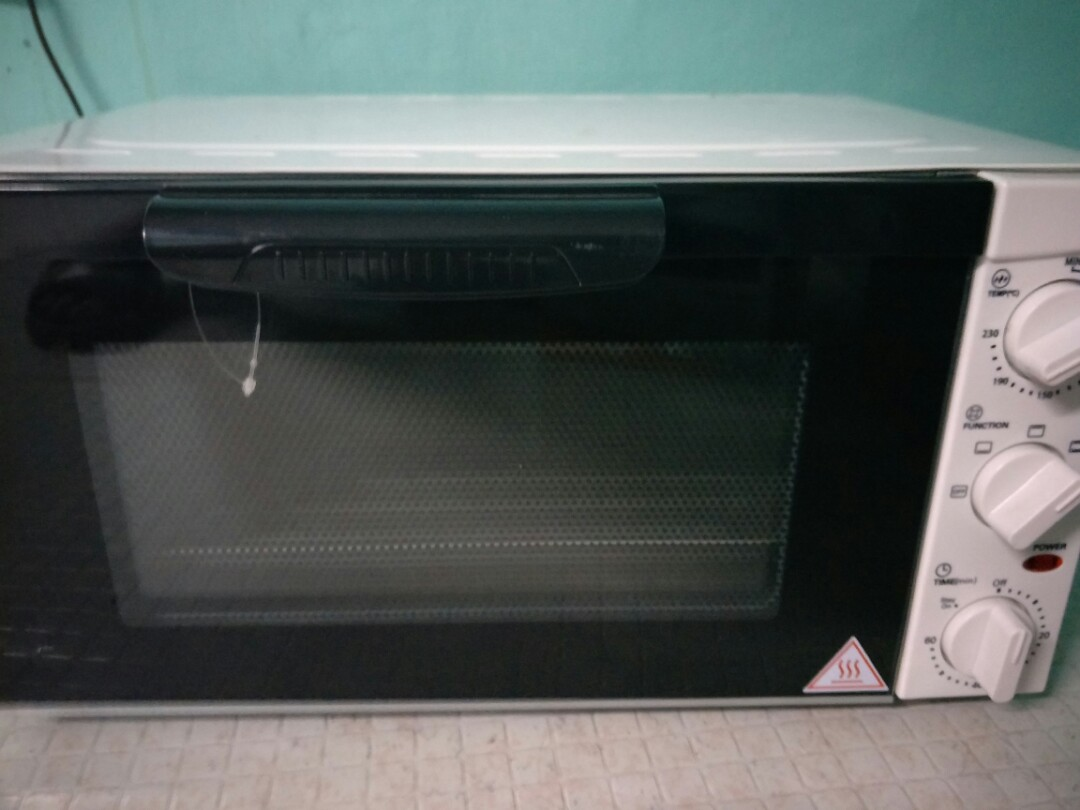 18L Oven Toaster