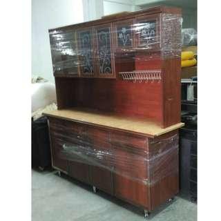 Kitchen Cabinet (L184 x D52 x H181 cm) * L17 B