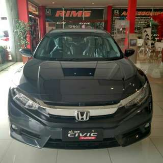 Civic hatchback e cvt 1.5 turbo