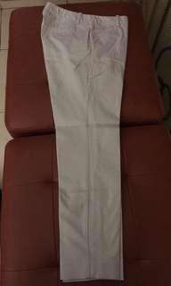 Crop pants gap
