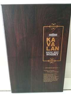 KAVALAN SINGLE MALT WHISKY 700ML