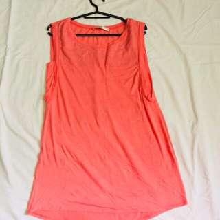 Sando ( semi dress )