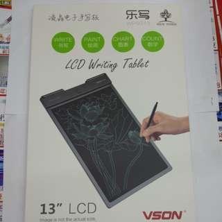 13吋液晶電子手寫板