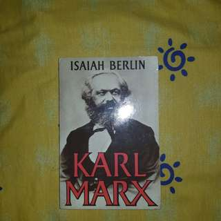 Karl Marx book