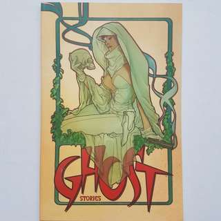 Dark Horse Ghost TPB Near Mint Condition First Print Adam Hughes Cover