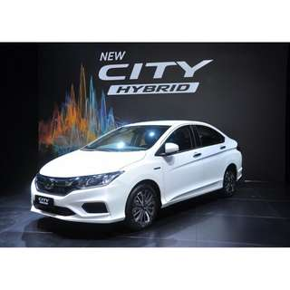 Honda City 18' FL PROMO !