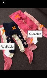 BABY TIGHTS 7PCD