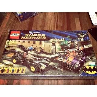 樂高6864蝙蝠車