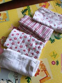 Baby clothes, sleeping bags, Aden and Anais swaddles etc