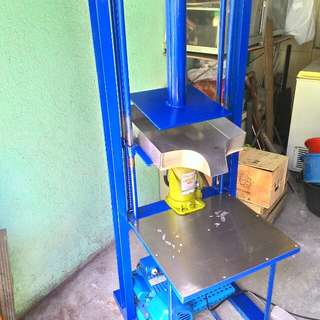 Coconut Press (Electric Automatic