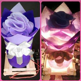 LAMP BOUQUET (LAMPU HIAS)