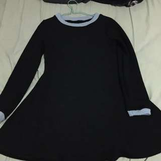 Short Winter Dress