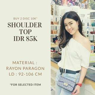 Shoulder top