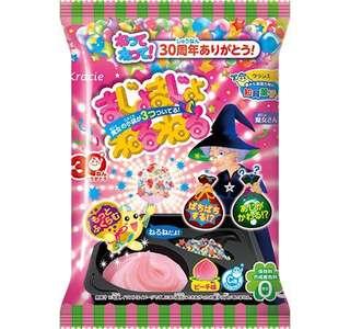 親子食玩Kracie DIY 日本糖果