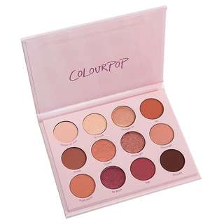 🚚 徵🔥Colourpop Give it to me straight 眼影盤