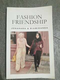 Fashion friendship