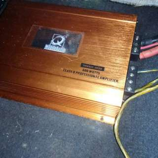 Car Amplifier, Car amp,Monoblok Q Mobile