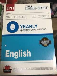 Ten year series English