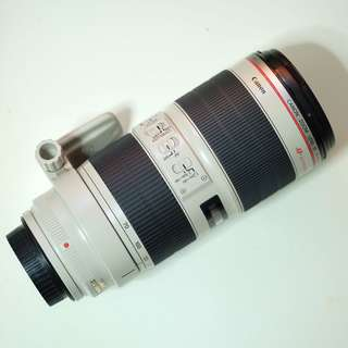 Canon 70-200L IS F2.8 Mark2