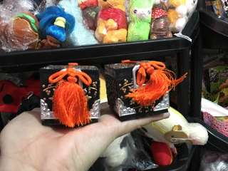 Japan decor good for dolls set of2