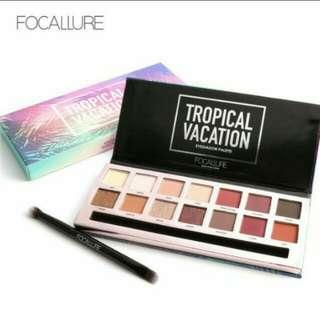 Eyeshadow Focallore Tropical