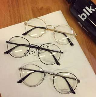 Ulzzang Glasses / Ulzzang Spectacles
