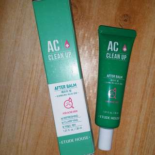 Etude House	AC Clean Up After Balm 30 mL