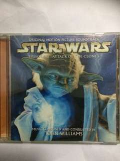 Cd 26 Star Wars Music CD