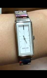 Michel Klein 女裝手錶 (連原裝絨袋)