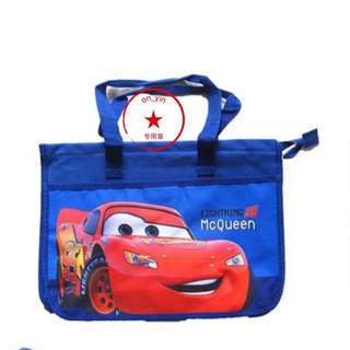 Kids tuition bag - McQueen
