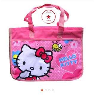 Kids tuition bag - Hello Kitty