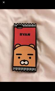 Unofficial line phone case I phone 6s+