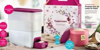 Tupperware [original] Rice Dispenser