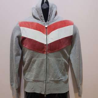 Hang Ten Zip-Up Hoodie