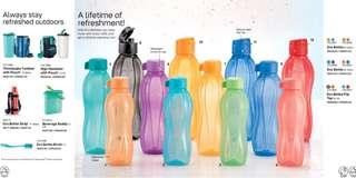 Tupperware [original] Water Bottles